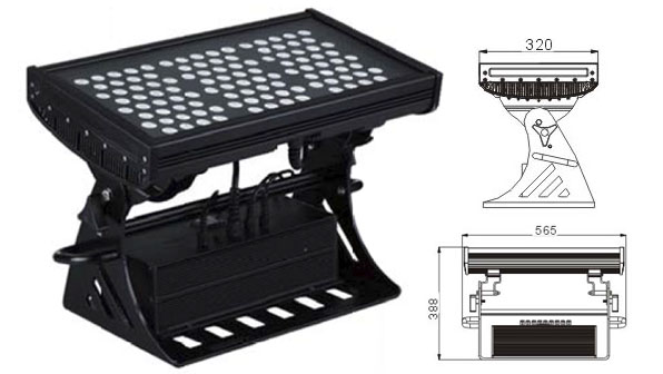 Led drita dmx,Dritat e rondele me ndriçim LED,Rondele me ndriçim LED 500W IP65 DMX 1, LWW-10-108P, KARNAR INTERNATIONAL GROUP LTD